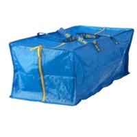 IKEA FRAKTA Tas untuk troli, biru