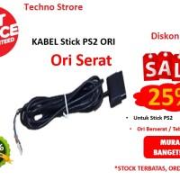 Kabel Serat Original untuk Stick / Stik PS2 Paling Murah