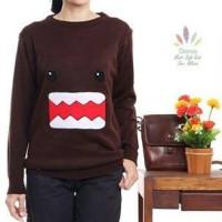 Sweater Rajut Domo