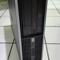 OBRAALL MURAH CPU HP DC8000 HIGH SPEK CORE2DUO RAM 4GB HDD 250