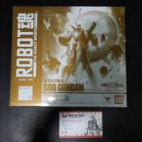 LIMITED Robot Damashii God Gundam Hyper Mode