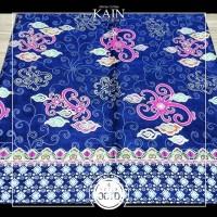 Kain Batik Prada BO22 Motif Kalimantan Timur Bahan Katun Prima