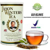 JASON WINTERS Herbal Tea 5.oz
