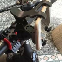 Holder HP untuk Sepeda/ Motor yg pasang distang