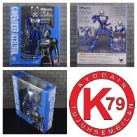 SHF Kamen Rider Accel Trial MISB NEW ORI S.H.Figuarts Double Series