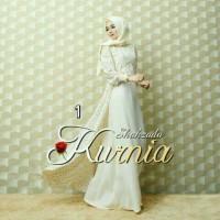 SHAHZADA set by Kurnia (Dress + pashmina )
