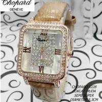 Jam Tangan Wanita / Cewek Chopard 3228