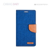 [MERCURY] Original Canvas Diary Case - for Galaxy S5