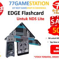 EDGE Card, untuk NDS Lite Supaya Bisa Main Game Copy Melalui Micro SD
