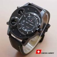 Best Seller Jam Tangan Swiss Army Hammer Black