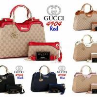 Bag Gucci Canvas 4904 Semprem Uk~33x11x24