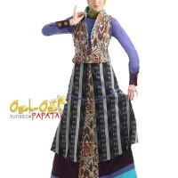 Tuneeca T-0215022  Ogoh Ogoh Papatai - Jual Hijab & Baju Muslim Ori