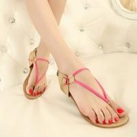 Sandal Flat Raisa | Sepatu Wanita | Sepatu Murah | Sandal Wanita