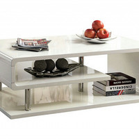 COFFEE TABLE Model Kontemporer Redwall Furniture (Code : CT031)