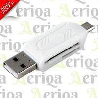 Card Reader OTG - MicroSD - SD