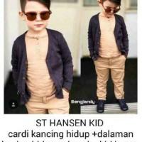 Grosir Baju Anak / Pakaian Anak / Setelan Anak / ST Hansen Kid