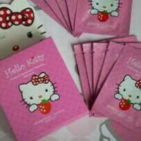 Masker Lumpur Hello Kitty / Naturgo