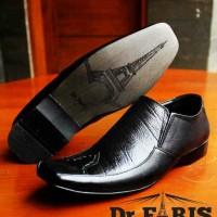 Sepatu DR. FARIS Pentopel Formal Kulit Man 09