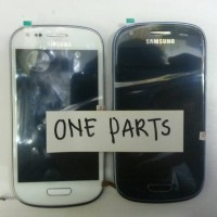 LCD + TOUCHSCREEN SAMSUNG GALAXY S3 MINI I8190 + FRAME