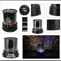 Star (Master) Night Lamp Projector