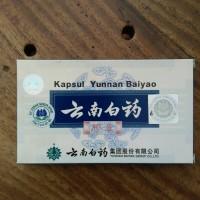 Kapsul Yunnan Baiyao / yunan payau / wasir, radang, haid, tulang