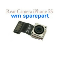 Kamera Belakang / Rear Camera / Big Camera Iphone 5S