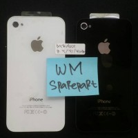 Backdoor / Back Cover / Tutup Belakang Iphone 4/4S / 4CDMA