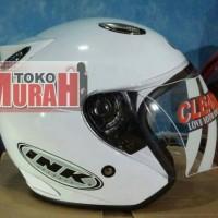 Bogner helm pure white