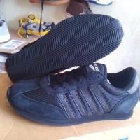 AVITECH BlackRun Sepatu Casual Sport DISKON OBRAL