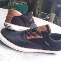 AIRWALK COLLINS Black Sepatu Casual Sneakers - Original