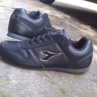 DIADORA VENZO Original - Sepatu Casual Black Hitam