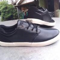 Sepatu Sneakers Casual AIRWALK ARNOLD Black ORIGINAL