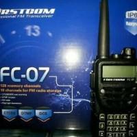 HT (Handy Talky) Firstcom FC-07 Waterfroop Anti Air   Murah Meriah