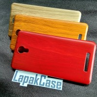 Xiaomi Redmi Note 2 / Note 2 Prime - Hardcase Pc Wood Back Cover