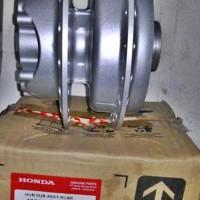Tromol Belakang Supra x 125 Double Disc Orisinil AHM
