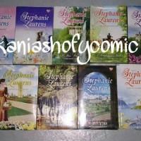 9 novel seri Bastion Club segel