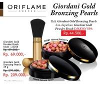 Giordani Gold Bronzing Pearls Oriflame / Blush on