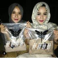 PLASTIK KLIP POND OPP TEBAL PACKING BAJU ONLINE
