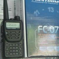 HT (Handy Talky) Firstcom Fc 07 Waterfroop Anti Air | Grosir GiriManik