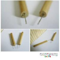 Needle tool quilling (jarum penggulung paper quilling)
