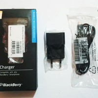 harga Charger BlackBerry BB Q5 / Q10 / Z3 / Z10 / Z30 850mA Original 100% Tokopedia.com