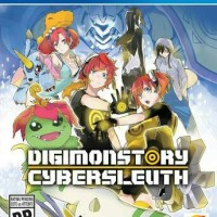 Digimon Story Cybersleuth [PS4]