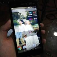Sony Xperia C3 Single Sim Black (Free New Tempered Glass)