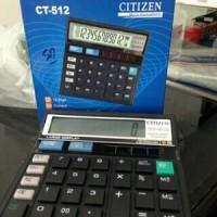 Kalkulator Citizen CT-512 Kalkulator Pedagang