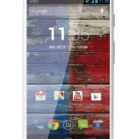 Motorola Moto X RAM 2GB white-blue