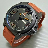 Jam Tangan Quicksilver 6295 (Jam Pria, Ferrari, Ripcurl, Rolex, Diesel)