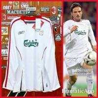 Jersey Liverpool Away 2005/2006 Long Sleeve