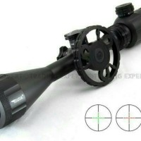 TELESCOPE SENAPAN ANGIN BSA STEALTH ACURATE TACTICAL 4-16x44