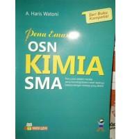 Buku Olimpiade Sains Nasional Kimia untuk SMA (OSN Kimia)
