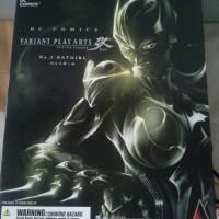 Ori DC Comics Playarts Kai Square Enix BATGIRL MISB